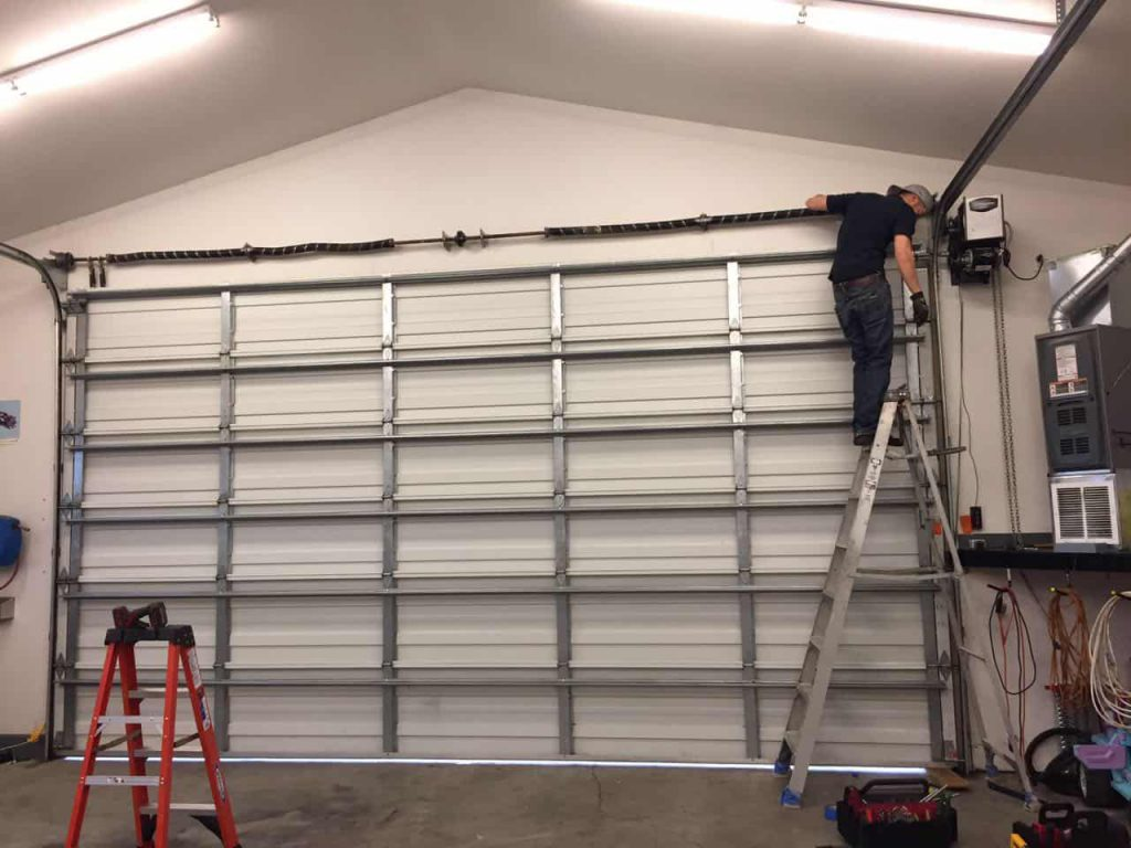 Garage Door Spring Replacement Woodstock