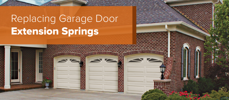 Garage Door Spring Replacement Bradford